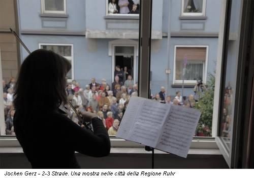 Jochen Gerz - 2-3 Strade. Una mostra nelle città della Regione Ruhr