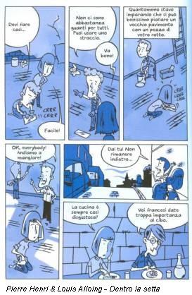 Pierre Henri & Louis Alloing - Dentro la setta