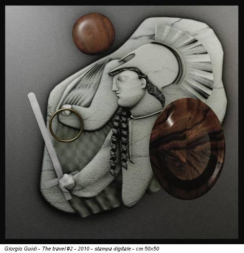 Giorgio Guidi - The travel #2 - 2010 - stampa digitale - cm 50x50