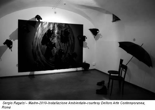 Sergio Ragalzi - Madre-2010-Installazione Ambientale-courtesy Delloro Arte Contemporanea, Roma