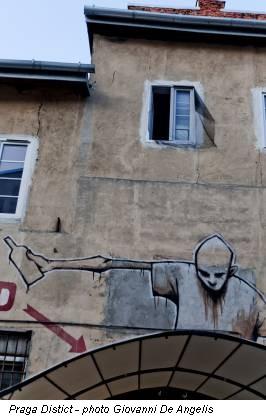 Praga Distict - photo Giovanni De Angelis