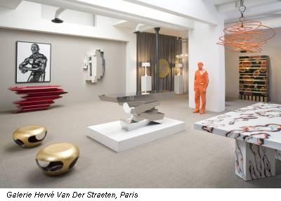 Galerie Hervé Van Der Straeten, Paris