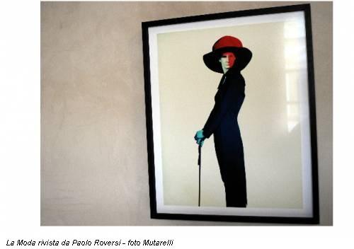 La Moda rivista da Paolo Roversi - foto Mutarelli