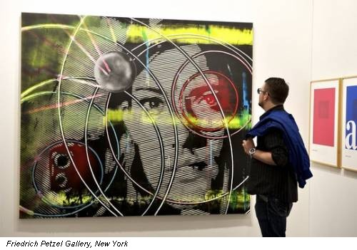 Friedrich Petzel Gallery, New York