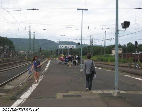 DOCUMENTA(13) Kassel