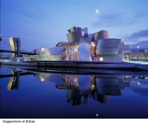Guggenheim di Bilbao