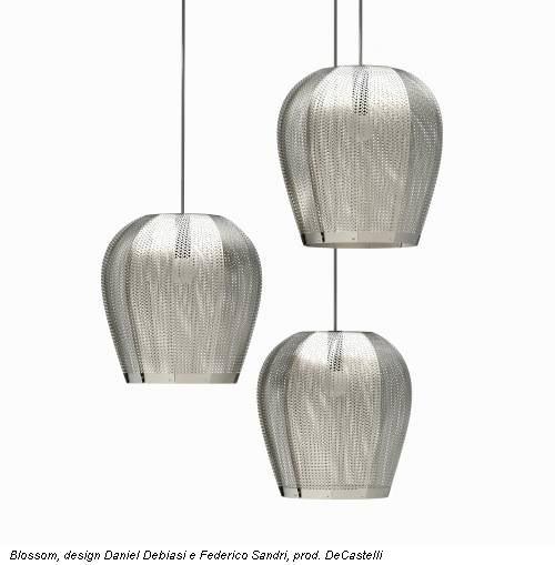 Blossom, design Daniel Debiasi e Federico Sandri, prod. DeCastelli