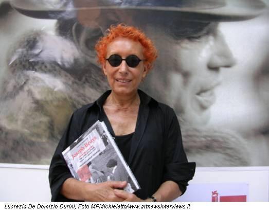 Lucrezia De Domizio Durini, Foto MPMichieletto/www.artnewsinterviews.it