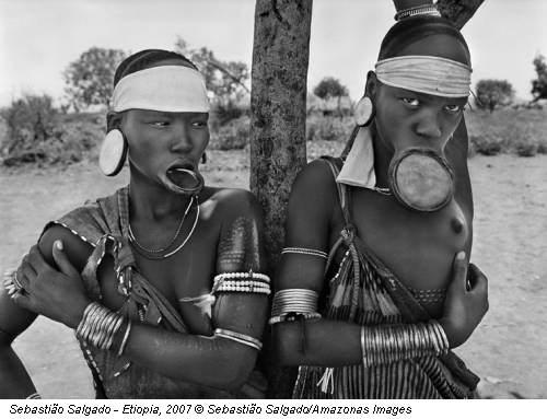 Sebastião Salgado - Etiopia, 2007 © Sebastião Salgado/Amazonas Images