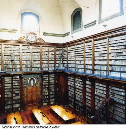 Candida Hofer - Biblioteca Nazionale di Napoli