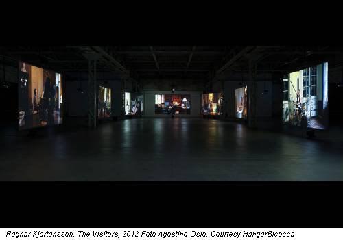Ragnar Kjartansson, The Visitors, 2012 Foto Agostino Osio, Courtesy HangarBicocca
