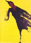 Dittico, 2000, tecnica mista su manifesti pubblicitari, cm. 280 x 197