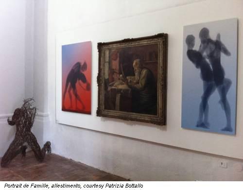 Portrait de Famille, allestimento, courtesy Patrizia Bottallo