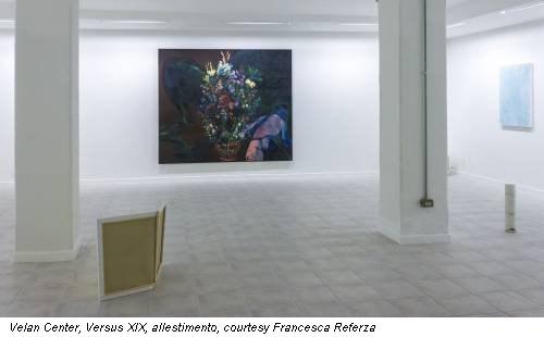 Velan Center, Versus XIX, allestimento, courtesy Francesca Referza