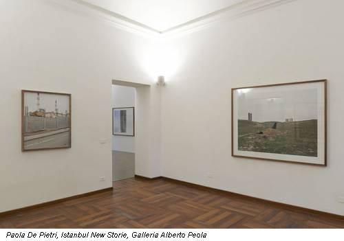 Paola De Pietri, Istanbul New Storie, Galleria Alberto Peola