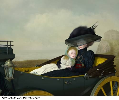 Ray Caesar, Day after yesterday