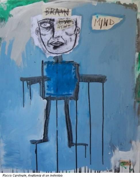 Rocco Cardinale, Anatomia di un individuo