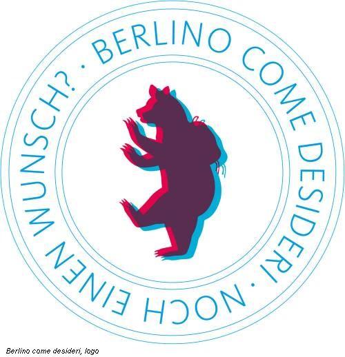 Berlino come desideri, logo