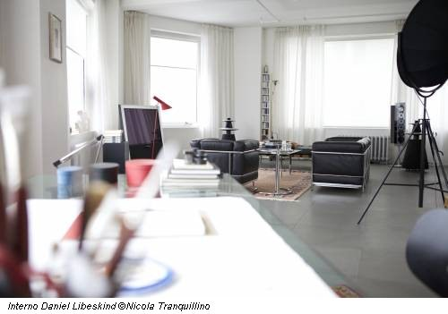 Interno Daniel Libeskind ©Nicola Tranquillino