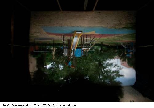 Prato-Sarajevo ART INVASION ph. Andrea Abati