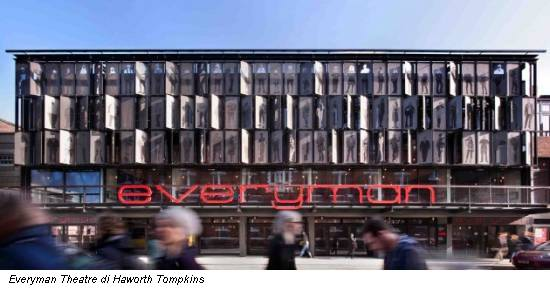 Everyman Theatre di Haworth Tompkins
