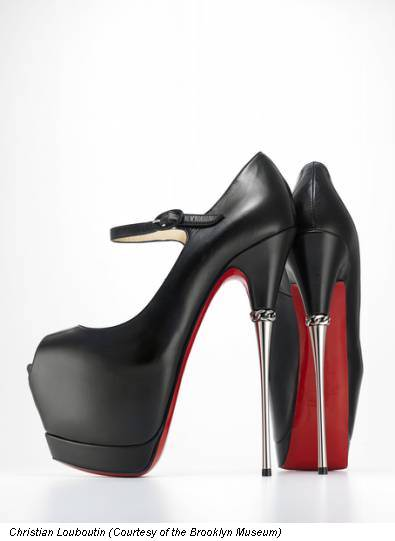 Christian Louboutin (Courtesy of the Brooklyn Museum)