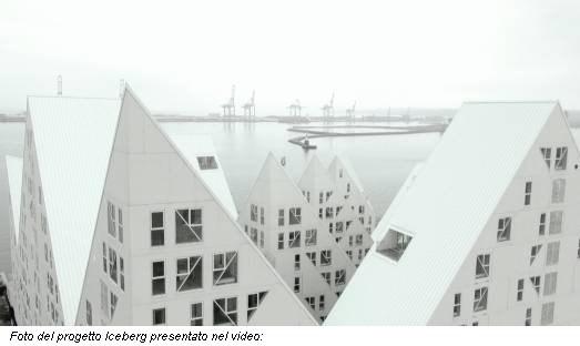 Foto del progetto Iceberg presentato nel video: