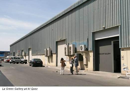 La Green Gallery ad Al Quoz
