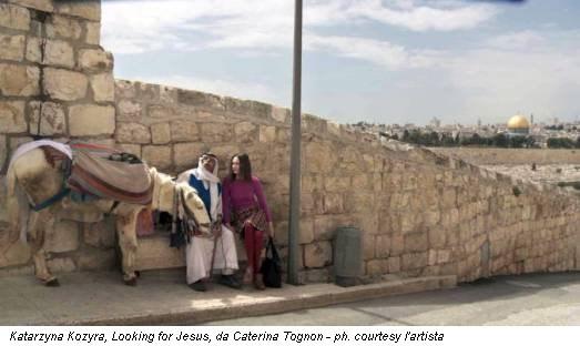 Katarzyna Kozyra, Looking for Jesus, da Caterina Tognon - ph. courtesy l'artista