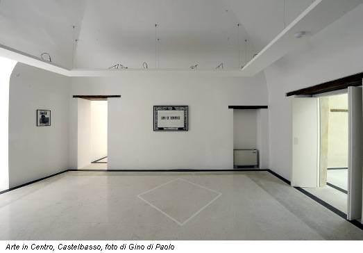 Arte in Centro, Castelbasso, foto di Gino di Paolo