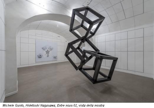 Michele Guido, Hidetoshi Nagasawa, Entre nous 02, vista della mostra