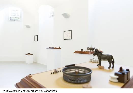 Theo Drebbel, Project Room #1, Viasaterna