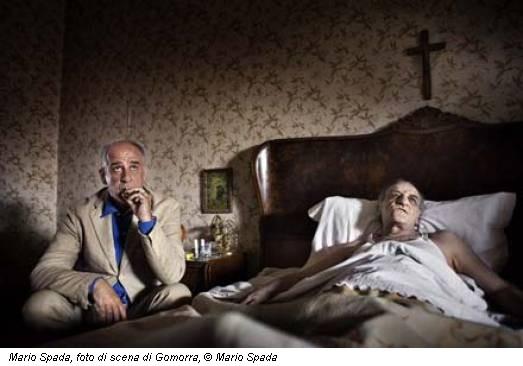 Mario Spada, foto di scena di Gomorra, © Mario Spada