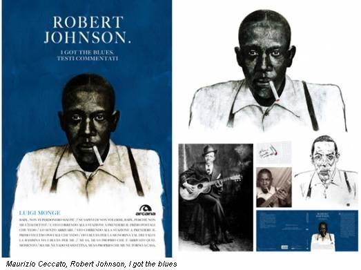 Maurizio Ceccato, Robert Johnson, I got the blues