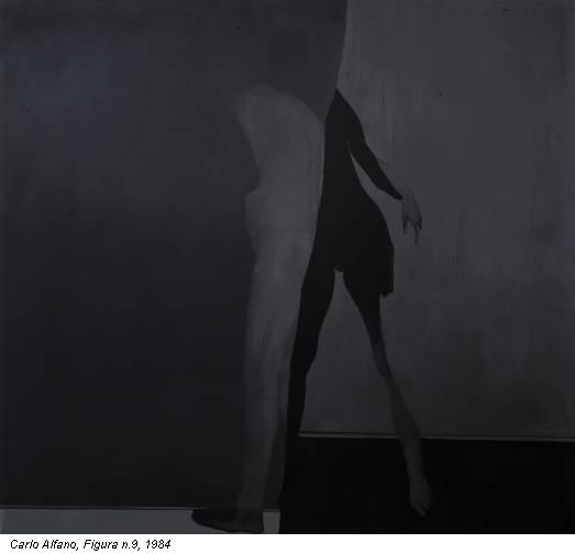 Carlo Alfano, Figura n.9, 1984