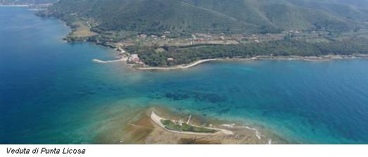 Veduta di Punta Licosa