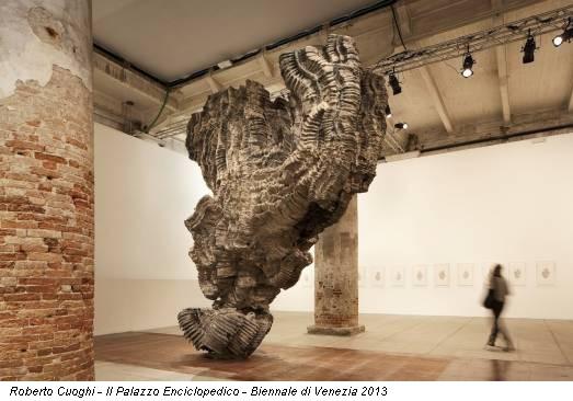 Roberto Cuoghi - Il Palazzo Enciclopedico - Biennale di Venezia 2013