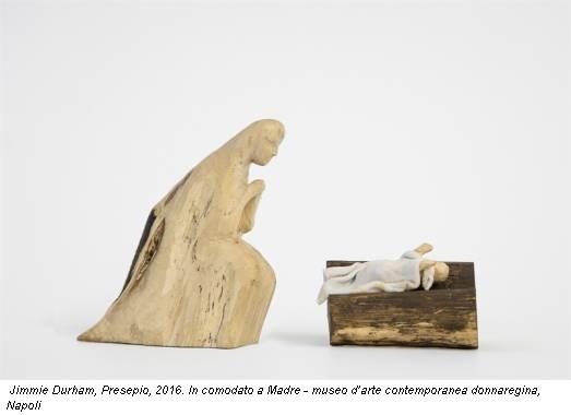 Jimmie Durham, Presepio, 2016. In comodato a Madre - museo d'arte contemporanea donnaregina, Napoli