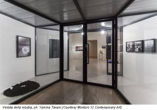 Veduta della mostra, ph. Yamina Tavani (Courtesy Montoro 12 Contemporary Art)
