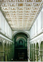 Firenze: Basilica di San Lorenzo, Interno