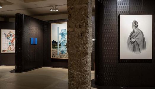 Fino al 7.V.2019 | Prospettiva Arte Contemporanea, La collezione di Fondazione Fiera Milano | Gallerie d'Italia, Milano