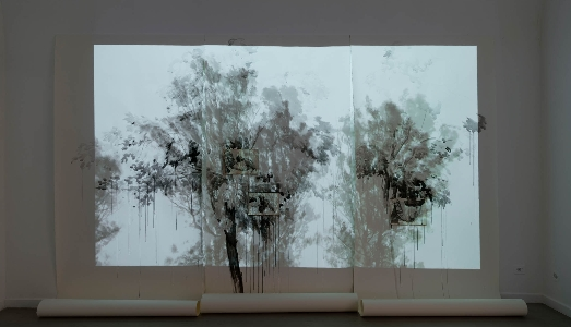 Ekaterina Panikanova, Attraversando il mio giardino | z2o Sara Zanin Gallery