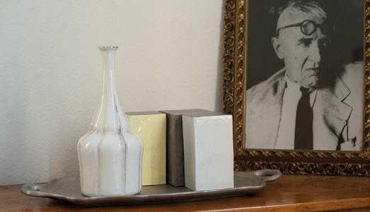 Fino al26.IX.2015 | LUIGI ONTANI INCONTRA GIORGIO MORANDI. CASA MONDO. | Morandi, Casa-Studio Giorgio Morandi/Fienili del Campiaro