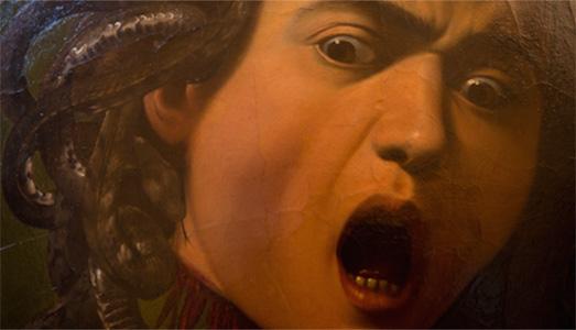 Caravaggio con la voce di Manuel Agnelli
