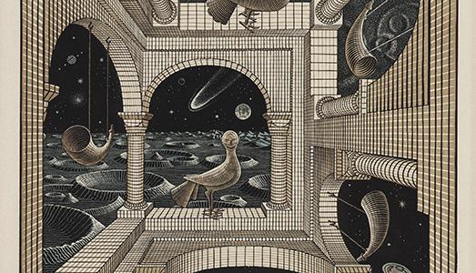 Fino al 28.I.2018 | Escher. Oltre il possibile | Palazzo Blu, Pisa