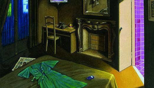 Fino al 14.X.2018 | Sergio  Ceccotti.  Il  romanzo  della  pittura  1958-2018 | Palazzo delle Esposizioni, Roma