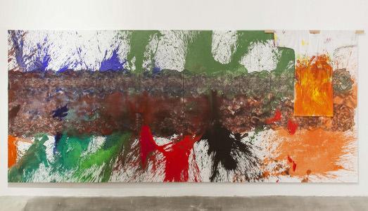 Fino al 28.II.2016 | Hermann Nitsch, Azionismo pittorico – eccesso e sensualità | Museo Nitsch, Napoli