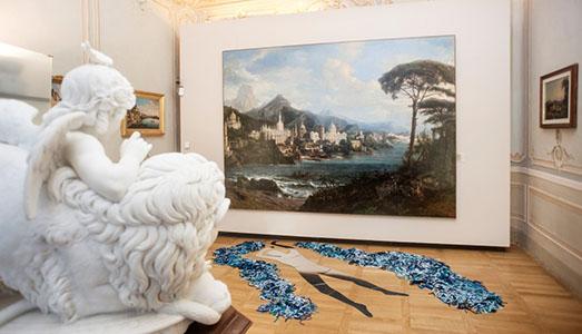 Fino al 12.II.2017 | Laura Zeni, Passwor(l)d | Galleria d'Arte Moderna, Genova