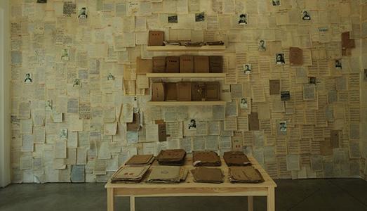 Fino al 20.VIII.2018 | Mao Tongqiang, Archivio Privato | Prometeo Gallery Milano  | Mao Tongqiang, Da Shi Tang (la grande mensa) | Ex Chiesa di San Matteo, Lucca