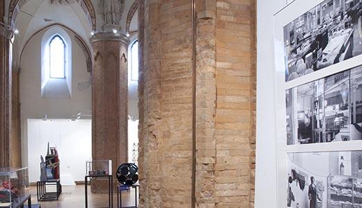 Fino al 30.X.2017 | Objets trouvé – Archivi per un grande magazzino | CSAC – Centro Studi e Archivio della Comunicazione, Parma